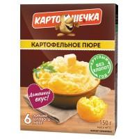 Potatoes potato flakes, box, 300 g