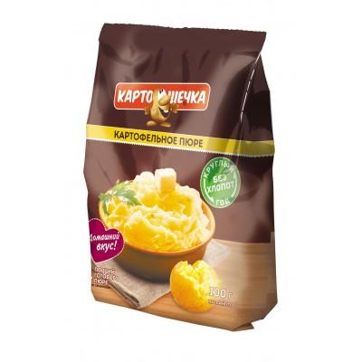 Картошечка хлопья картофельные, пакет, 100 г
