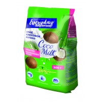 Powdered coconut milk 50% fat (package), 200g