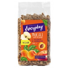 Baked muesli EVERYDAY with apple and apricot  , 300 g