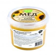 Мёд натуральный Южное разнотравье, ЛЕСНЫЕ УГОДЬЯ ,  700 г