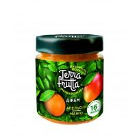 Jam Terra Frutta Orange, mango 200 g