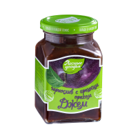 Jam prunes with walnuts Forest lands, 300 g