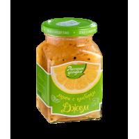 Jam lemon with ginger Forest land, 300 g