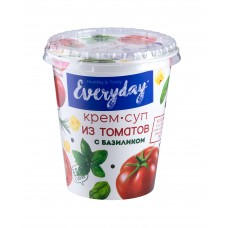 Cream soup EVERYDAY from tomatoes with basil, 36 g