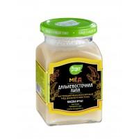 Natural honey FOREST LANDS Far Eastern linden, 320 g