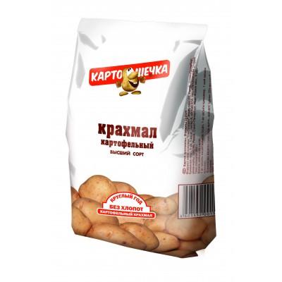 Крахмал картофельный КАРТОШЕЧКА в/с, 200 г