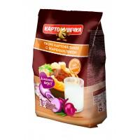 Картошечка пюре картофельное с жареным луком (пакет), 320 г